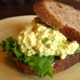 Egg-less Egg Salad