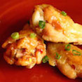 Crispy Honey Lime Wings