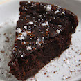 Chocolate Adzuki Bean Cake