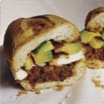 Rick Bayless's Mexican Tortas with Black Beans & Chorizo
