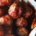 Cranberry Barbeque Meatballs