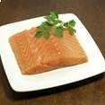 Roasted Salmon with Smoked Paprika Glaze
