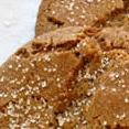 Grandma B's Molasses Sugar Cookies
